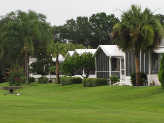The Kissimmee River Park And Marina Is A Mobile Home Resort Community For Residents Age 55 Up There Are 81 Lots With Affordable Lot Rent